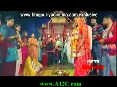 Barood Bhojpuri Film ladycop