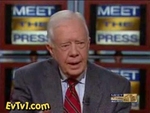 Jimmy Carter On Israeli Apartheid