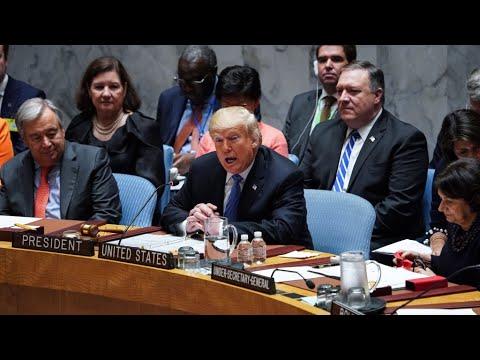 الجمعية العامة للأمم المتحدة تصوت ضد مشروع قرار أمريكي يدين حركة حماس