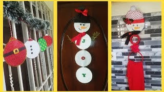 Gambar cover Decoración Navideña 2019 - Adornos Navideños con CD - Best out of waste for Christmas