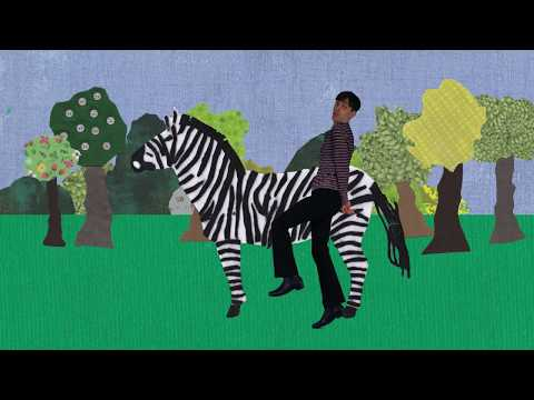 A Zebra Is A Stripy Horse by Sparkysongs/kids animal song/colours for children/nursery rhymes