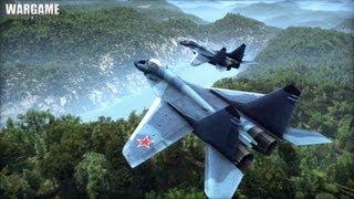 Wargame: AirLand Battle Gameplay (PC HD)