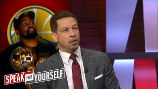 Chris Broussard on Durant's path to success, Lonzo Ball's Diss Track | NBA | SPEAK FOR YOURSELF