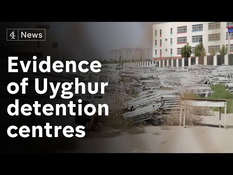 Uyghur Persecution: Evidence Of New Detention Facilities