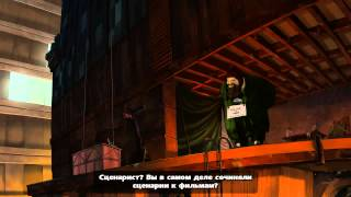 видео прохождение игры Runaway 3: Поворот судьбы