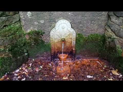 The Euchan Glen Chalybeate Spring, Sanquhar