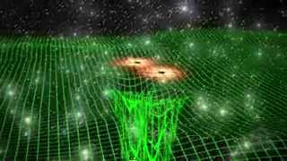 Black Holes Merging and Creating Gravitational Waves
