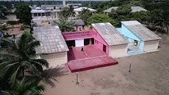 Villa Karo by drone