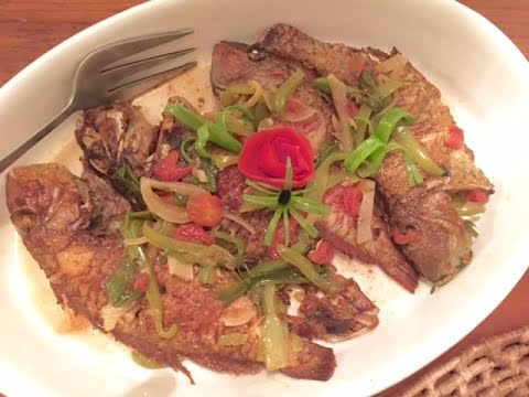 Mary39s Jamaican Brown Stew Fish Recipe YouTube