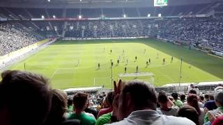 Video Gol Pertandingan Borussia Monchengladbach vs Lazio