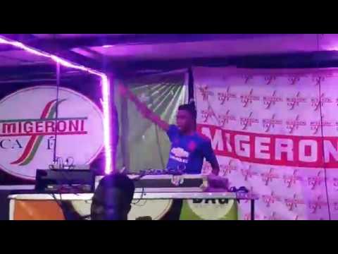 Mawela The DJ - Live @ Migeroni Cafe (Saturday 04 November)