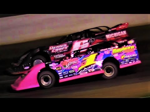 7-27-19 Late Model Feature Highlights Oakshade Raceway