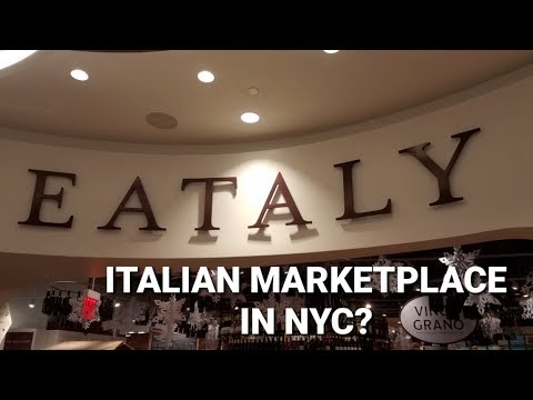 Eataly NYC - Italian Marketplace in NYC | Financial District, Manhattan