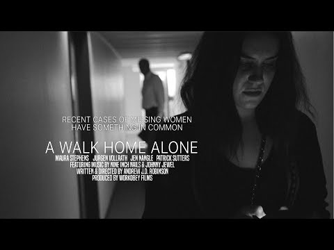 A Walk Home Alone (2017) horror short