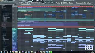 FL Studio 10 | Epic/String/Trap Beat (Kid Urban) 720p [HD]