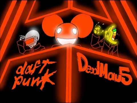 deadmau5 vs Daft Punk  Wheres TechnologicDennis Svensss shitty delay acapella mashup