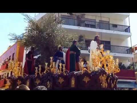 Cristo de la Redencion Sevilla 2015 (Beso de Judas)