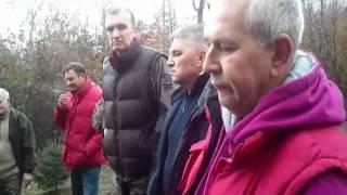 Obilježavanje 19. godina od pogibije Momira Krmpotića, Milana Puhanića te Branka Jaklića