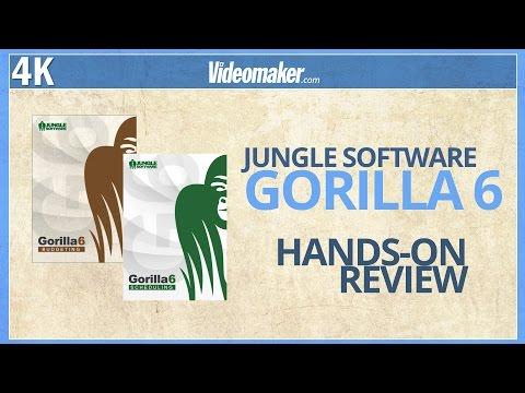 Jungle Software Gorilla Scheduling and Budgeting 6 - Hands-on Review