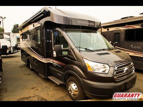 2018 Winnebago Fuse 23 A Class B+ Diesel Motorhome Video Tour • Guaranty.com
