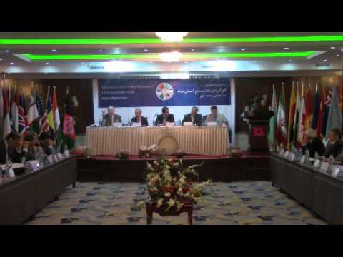 Afghanistan-Central Asia Dialogue-(ACAD_II) Panel 7 (14 Dece