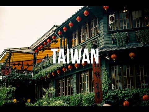 Taiwan - Taipei, Shifen, Jiufen, Yehliu, Tamsui - Cinematic Travel Video