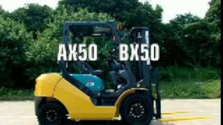 Komatsu AX50 BX50 Thumbnail