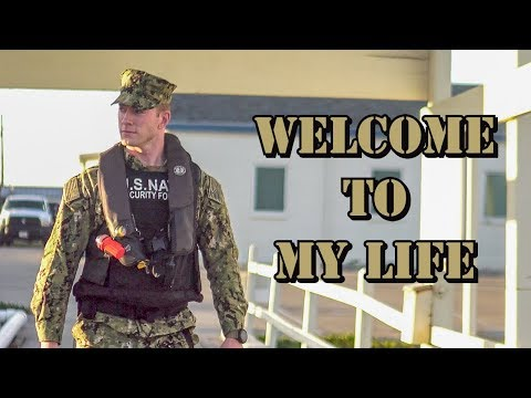A Day In The Life Of An Enlisted US Sailor