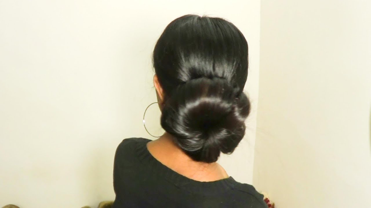 Anushka Sharma Wedding Hairstyle For Everyday Life Hair Tutorial ...