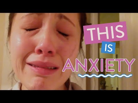 What A Panic Attack Really Looks Like | The Channel Mum Anxiety Series
