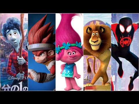 Upcoming Animated Movies [2020 - 2025]