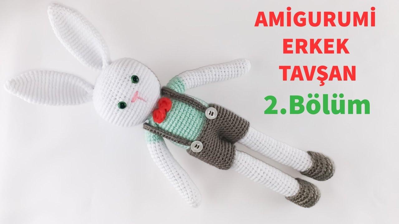 Amigurumi Minik Ayı Piko Yapımı - Örgü Modelleri | 720x1280