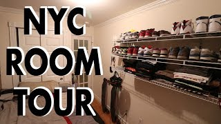 NYC apartment room tour! East Village!