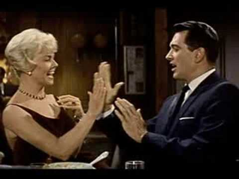 Roly Poly from Pillow Talk - Doris Day & Rock Hudson