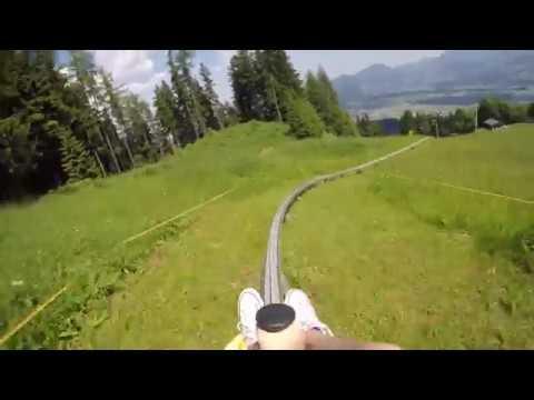 Alpine Coaster - Salzburg, Austria