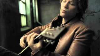 Bon Jovi - Born To Be My Baby - (Acoustic 1989)