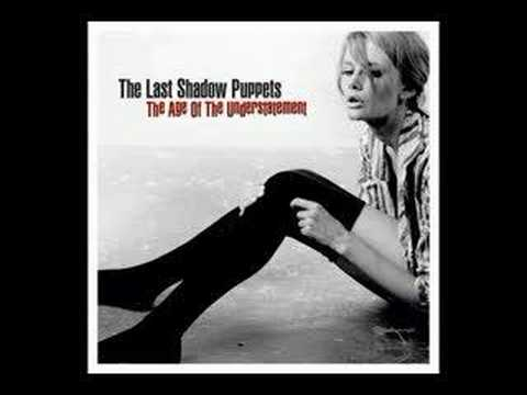 Клип The Last Shadow Puppets - Meeting Place