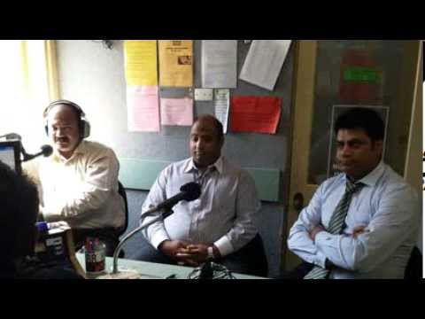 PTI NSW Visionaries On Radio Dosti FM 88.5 Saturday 12/01/2014