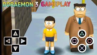 Doraemon 3 game mobile gameplay By Saini king gamer