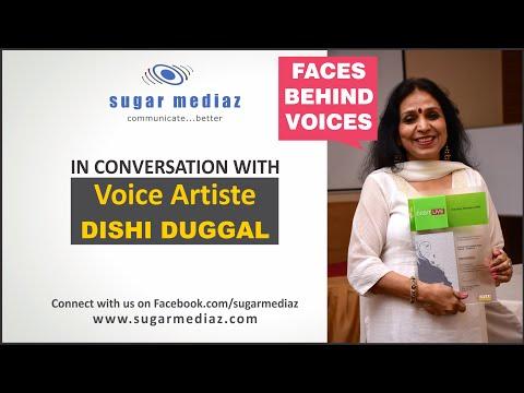 Meet popular Dubbing Artiste - Dishi Duggal
