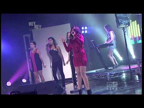 Jessica Mauboy - Saturday Night - Hey Hey It's Saturday (27/11/10)