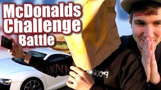 McDonalds Roulette Challenge - The Battle