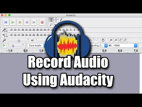 How to Record Radio Shows with Audacity