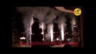 Холодная пиротехника Метрополь(Данное видео дает наглядное представление о работе холодной пиротехники и сценических спецэффектов. В..., 2013-05-17T08:42:43.000Z)