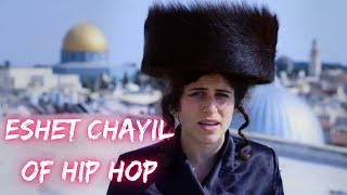 Lea Kalisch - Eshet Chayil of Hip Hop