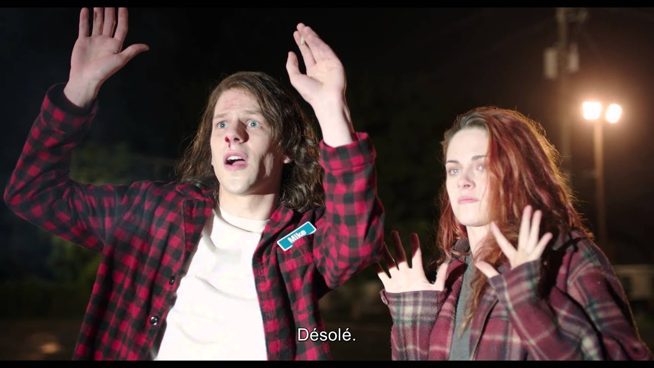 AMERICAN ULTRA  Bande-annonce VOST
