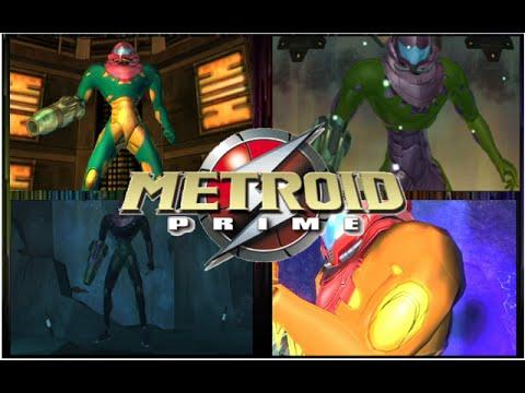 metroid prime trilogy fusion suit youtube