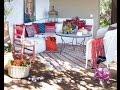 Landscape Design Ideas : Awesome Bohemian Porch Décor Ideas