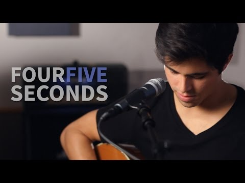 Rihanna, Kanye West, Paul McCartney – Four Five Seconds (Acoustic Cover By Tay Watts)