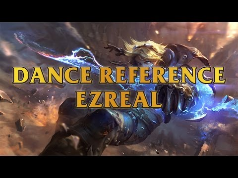 Ezreal Dance Reference - Haruhi Dance - Hare Hare Yukai